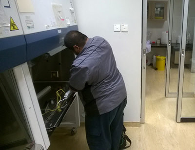 Laboratory Equipment Repair Services | SMZ Laboratory